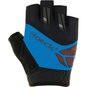 Roeckl Index Cykelhandsker, black/blue